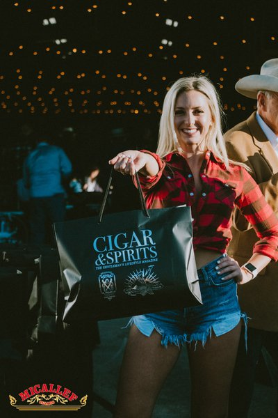 Cigar and Spirits Texas Tasting cover photo