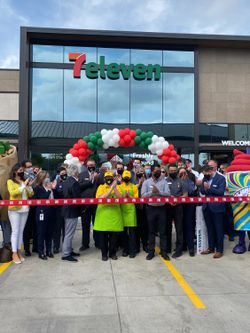 7-Eleven Grand Openings