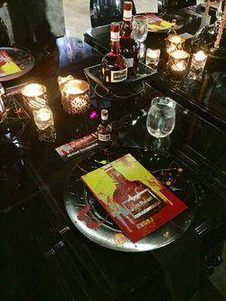 Grand Marnier Private Dinner