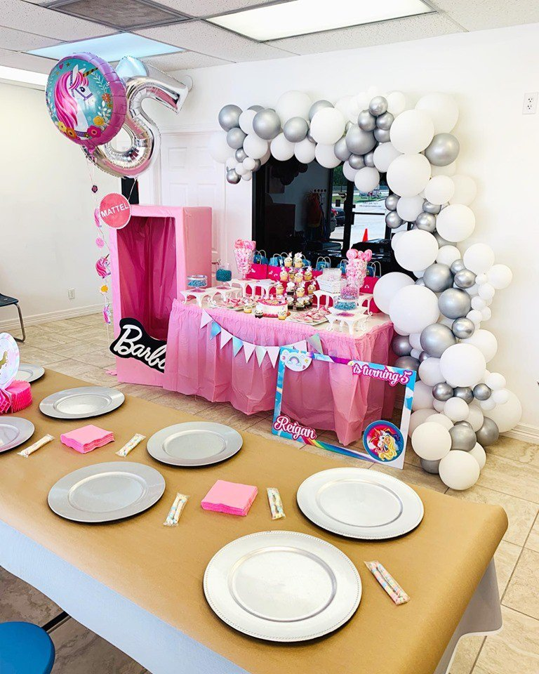 Cypress Sweets Barbie Party photo barbieparty.jpg
