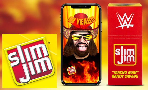 Slim Jim Macho Man Launch cover photo