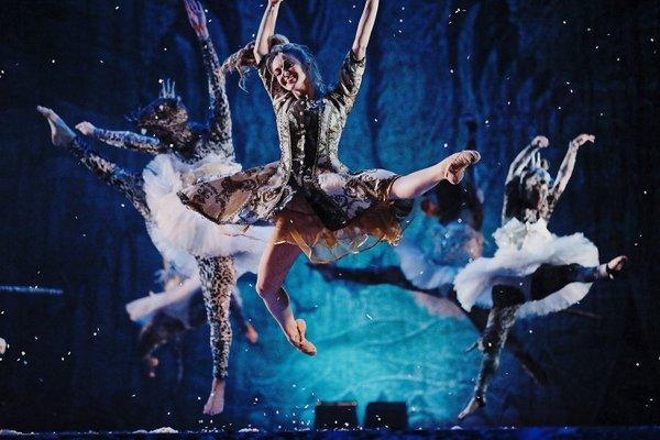 Ukrainian National Ballet Tour cover photo