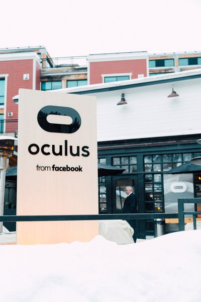 Oculus House @ Sundance  cover photo