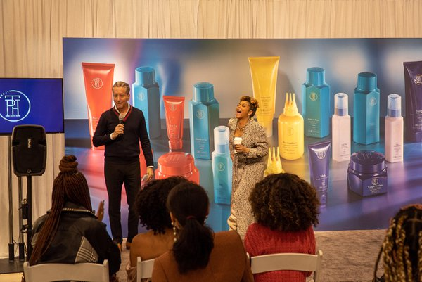 TPH by TARAJI Launch at Hair Dare Univ cover photo