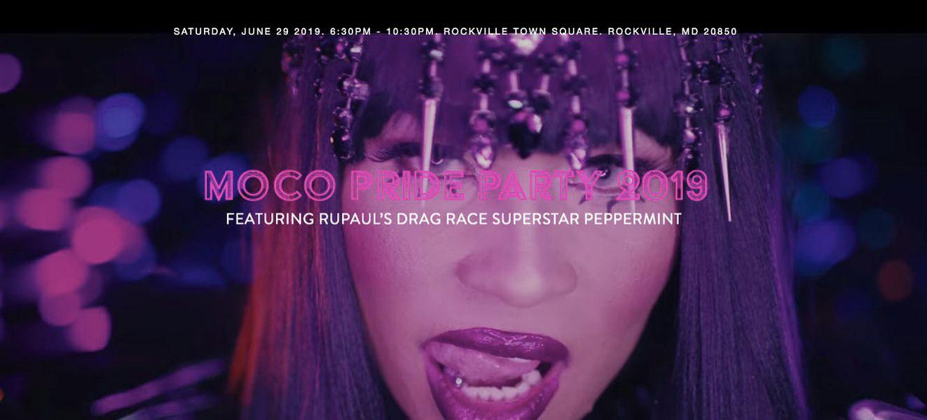 MoCo Pride Party