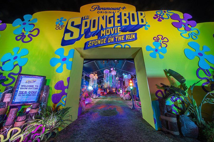 Spongebob Drive-Thru Activations