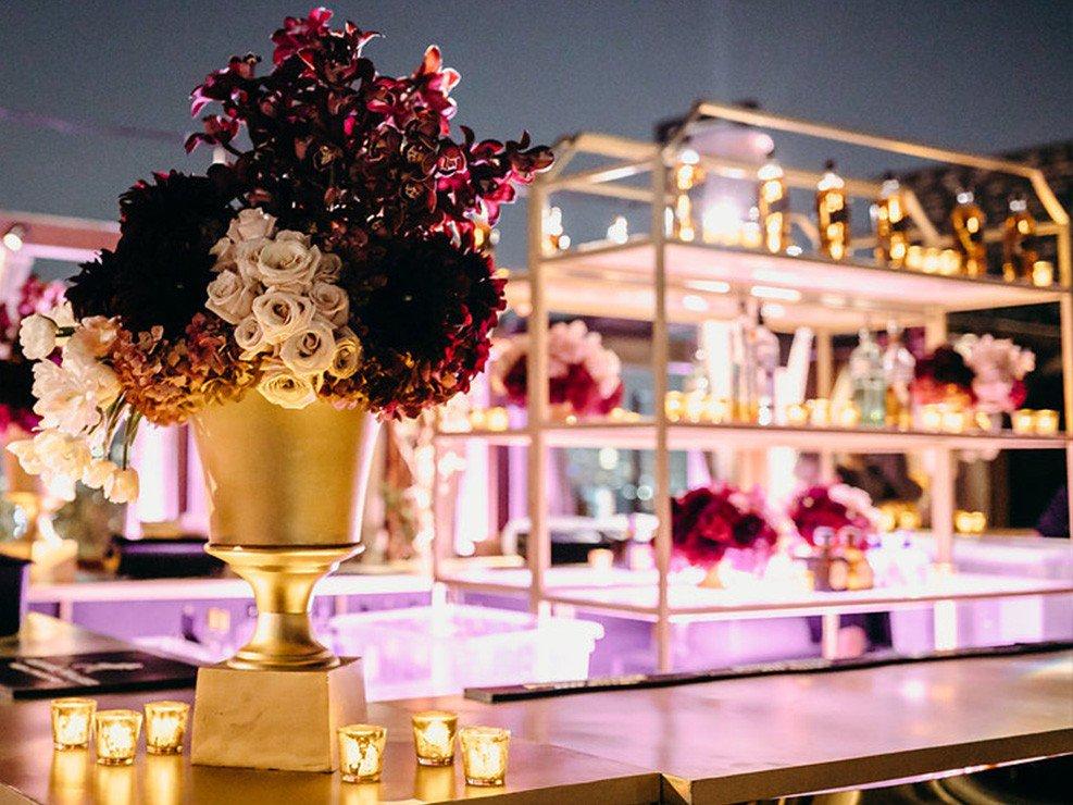 Crazy Rich Asians Premiere Party photo florals10.jpg