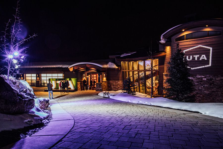 UTA House at Sundance Film Festival
