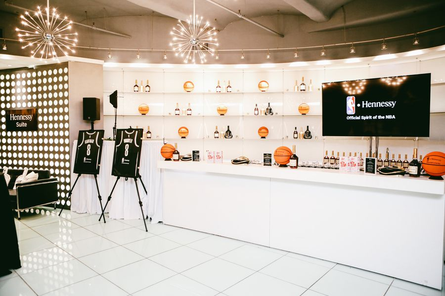 Hennessy x NBA Event in New York City