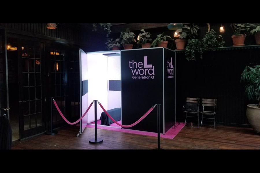 Video Confessional Booth service