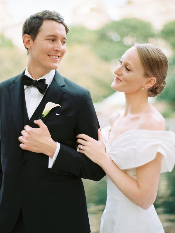 Lily + Stephen's NYC Wedding