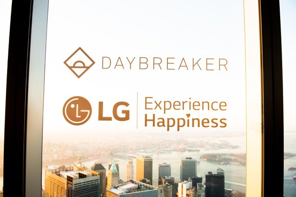 Daybreaker NYC cover photo