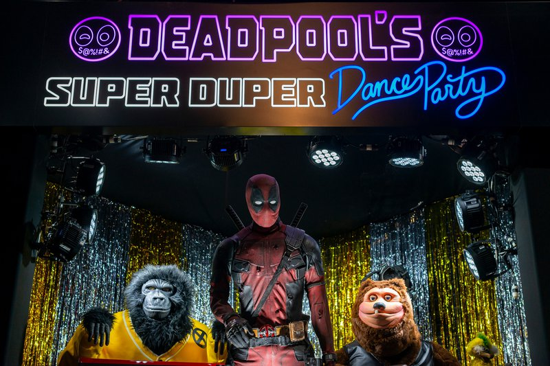 Deadpool 2 at San Diego Comic-Con cover photo
