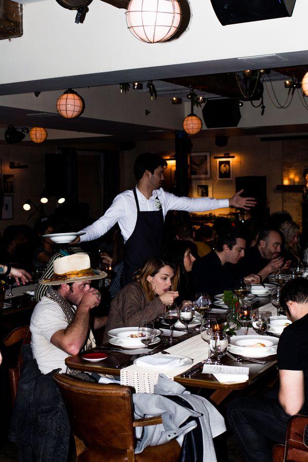 Soho House Live Music & Dinner Event
