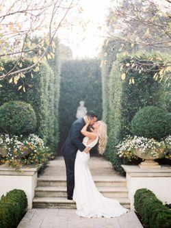When a Wedding Coordinator Gets Married