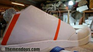 GIANT Sneaker - Grand Central Station photo Sneaker Progress 8.jpg