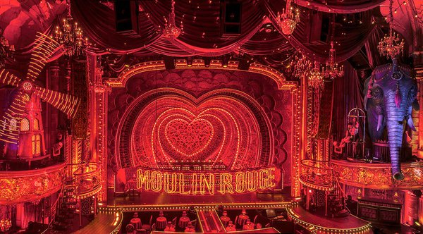 Moulin Rouge cover photo
