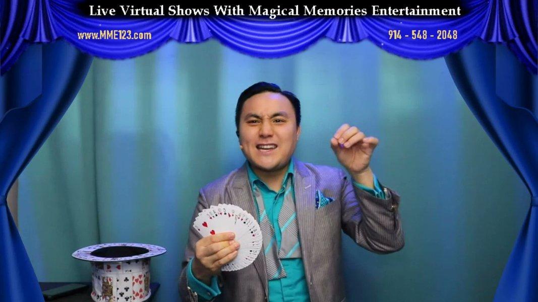 Naahan Phan - Real, Funny, Magic: Naathan Phan's Virtual Comedy and Music Show_Moment 3.jpg