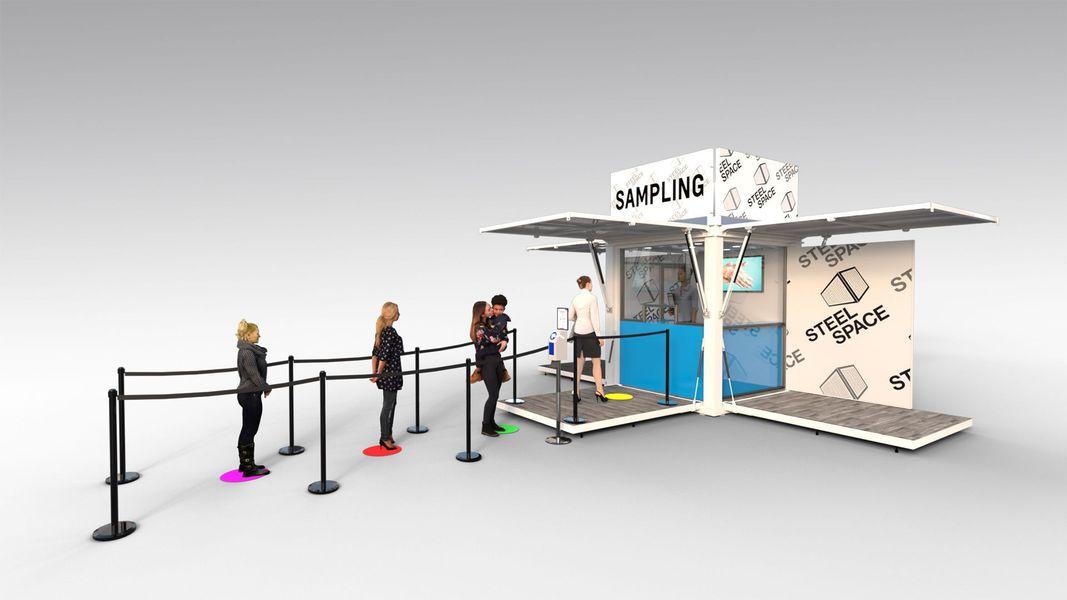Specialized Sampling Station service