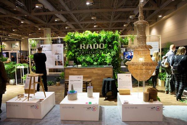 RADO at the Interior Design Show cover photo