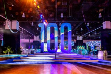 100th Anniversary Welcome Reception