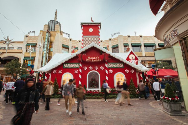 Santa House at The Grove cover photo