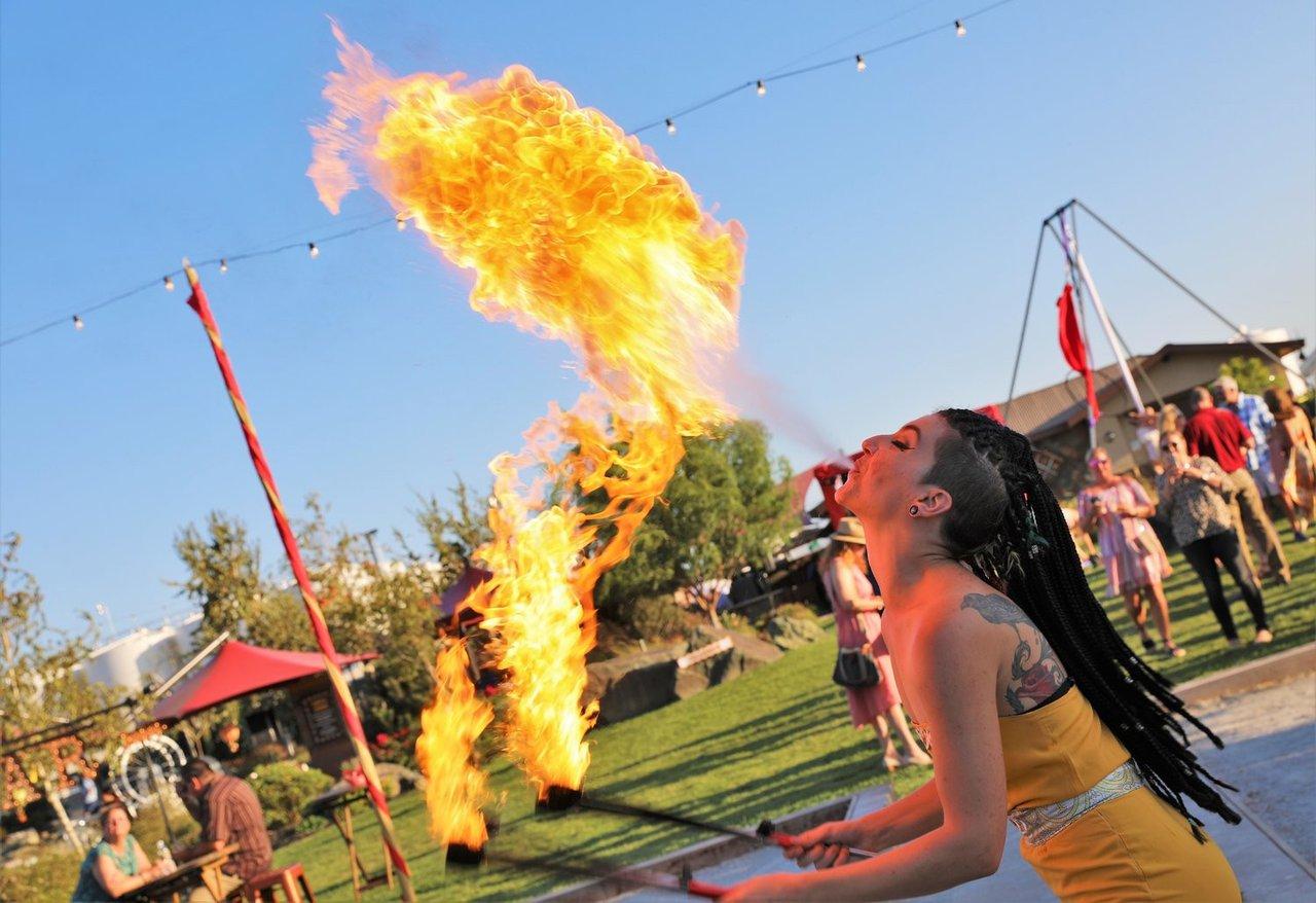 Freakshow Release Party photo fire.jpg