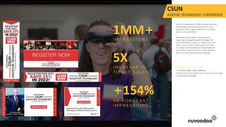 CSUN Assistive Technology Conference