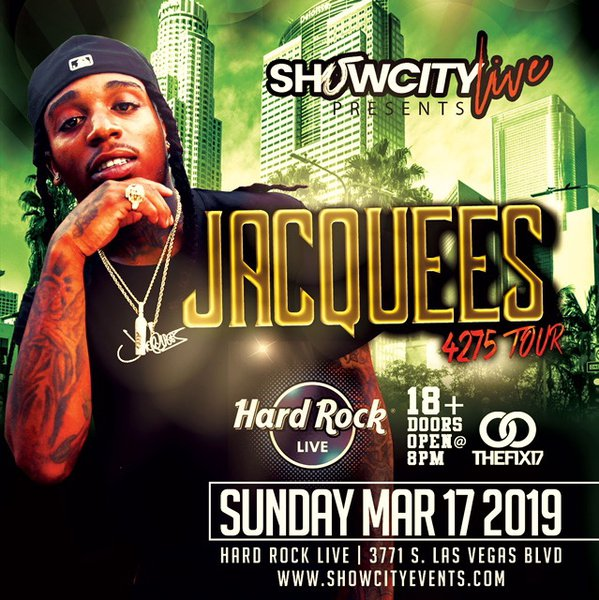 Jacquees Live cover photo