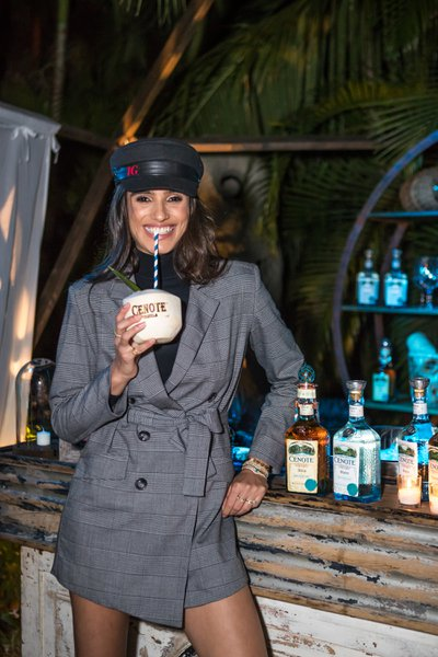 Cenote Tequila Global Launch cover photo