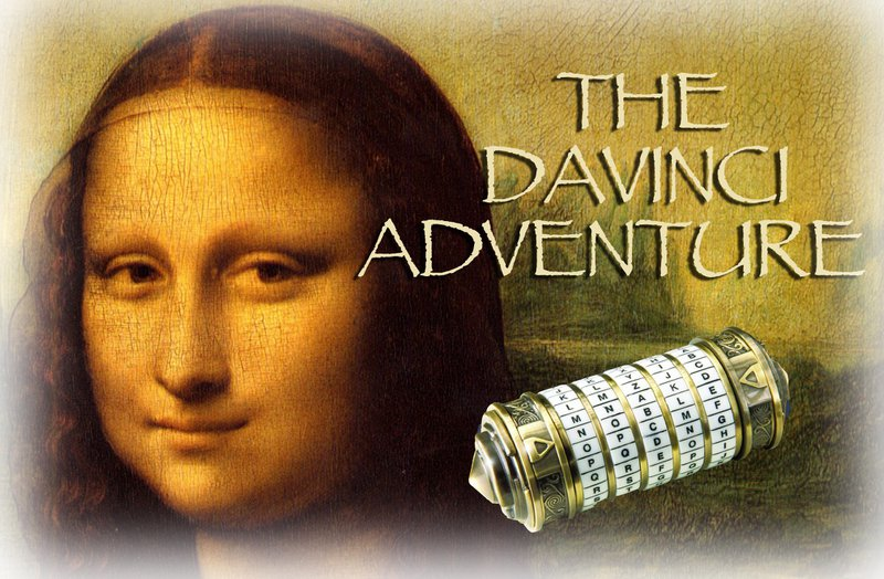 The DaVinci Adventure cover photo