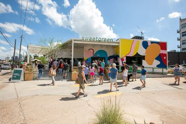 Sweetgreen Houston Grand Opening