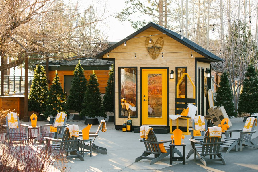 Champagne Chalet  cover photo