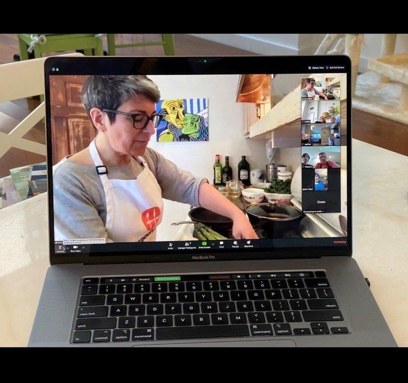 Healthline.com Virtual Cooking Class cover photo