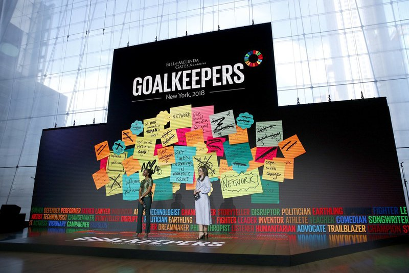 Gates Foundations's Goalkeepers cover photo