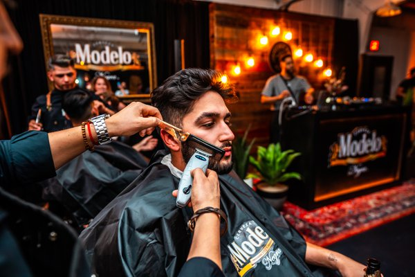 Gold Lion Barbershop Presented By Modelo cover photo