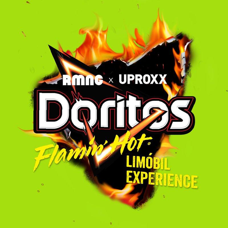Doritos X Flamin Hot Limon