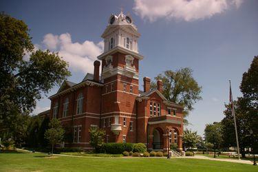 Gwinnett Historic Courthouse