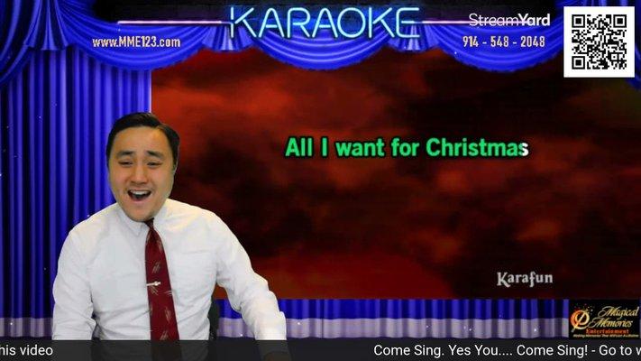 Virtual Karaoke Hosted by Naathan Phan: Kickoff The Holidays with Karaoke Hosted By Naathan Phan_Moment.jpg
