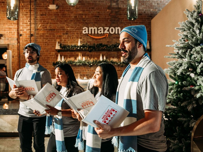 Amazon Holiday Preview