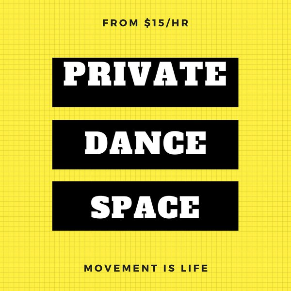 Private Dance Space cover photo