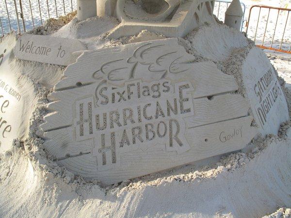 SixFlags Hurricane Harbor cover photo