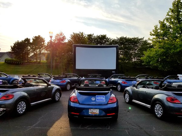 Drive-In Movie Night cover photo