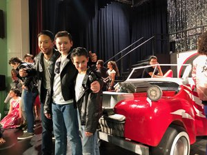 Grease Musical- Grease Car photo C44432BD-DE39-4BC7-8E33-62A2A1DC12B0.jpg