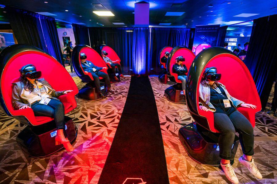 SXSW VR Cinema
