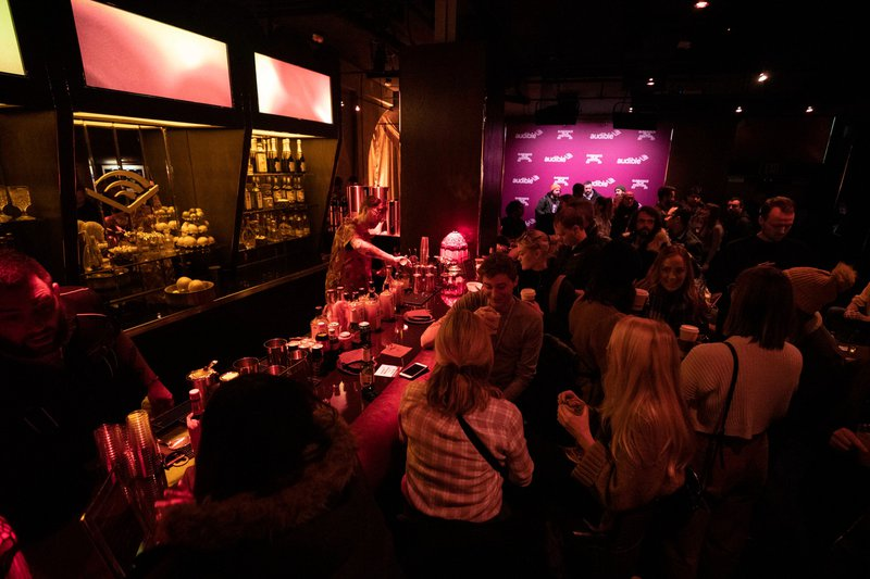 Audible Speakeasy at Sundance 2020 photo Audible _ Sundance 2.jpg