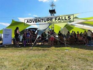 Adventure Falls Powered by Jeep photo Bonnaroo 2017 2.jpg