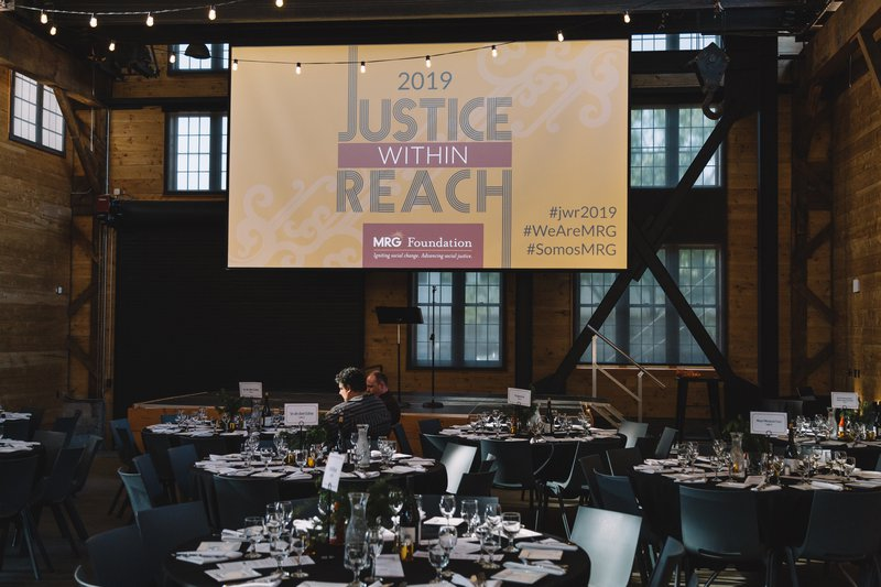 Fundraising Event for Social Justice