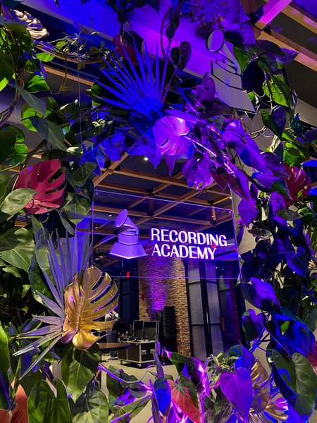 The Recording Academy Pre-Grammys Event cover photo