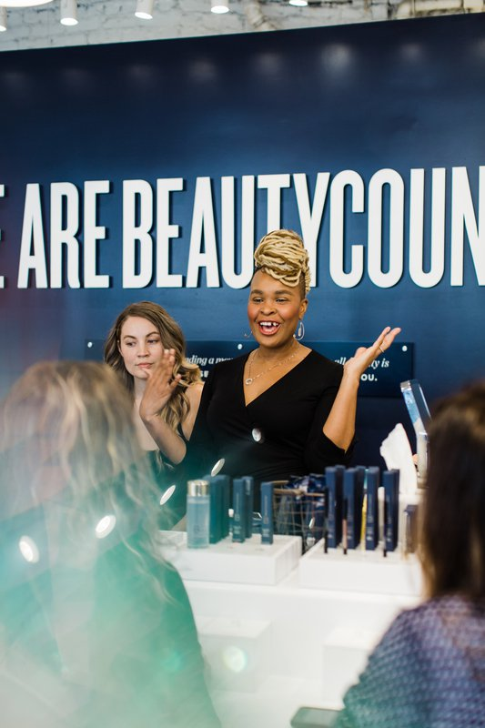 Clean Make Up Artists at Beauty Counter photo 20190609_Events_CleanBeautyArtistsClass-13.jpg